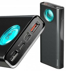 Power Bank Baseus Amblight Digital Display 18W PD3.0+QC3.0 20000 mAh black