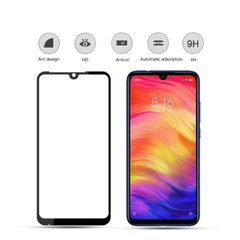 Захисне 10D скло Full Glue для Xiaomi Redmi Note 7 High-good black SP