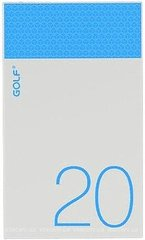 Power Bank GOLF Hive20 20000mAh white-blue