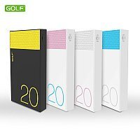 Power Bank GOLF Hive20 plus 20000mAh