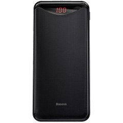 Power Bank Baseus Gentleman Digital Display 10000 mAh black