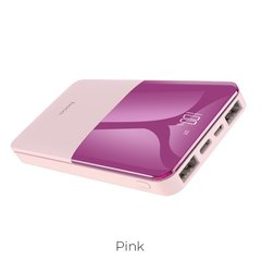 Power Bank HOCO J42 High Power 10000 mAh pink