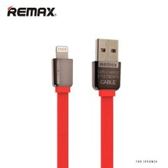 USB кабель Remax RC-015i King Kong Lightning iPhone5/6 2,1A/1m