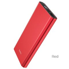 Power Bank Hoco J68 10000 mAh red
