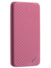 Power Bank GOLF G20 16000 mAh pink