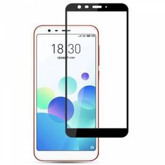Захисне 3D скло Optima для Meizu M8C Black 0.3mm