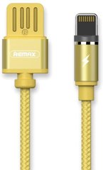 USB кабель Remax RC-095i Magnet Cable Lightning 1m/1A
