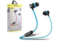 Bluetooth наушники AWEI B980BL Black-blue